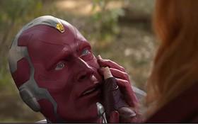 """Vision trông thảm thương trong TV Spot mới nhất của """"Infinity War"""""""