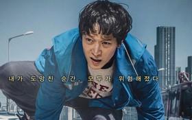 """""""Golden Slumber"""" - Bộ phim thảm họa của """"thánh sống xứ Hàn"""" Kang Dong Won"""