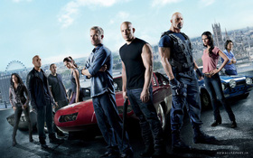 """Phim hoạt hình """"Fast and Furious"""" rục rịch """"nướng khét mặt đường"""" trên kênh Netflix"""