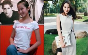 Nhìn lại ảnh ngày xưa của bạn gái Phan Thành, ai cũng phải công nhận dậy thì thành công là đây chứ đâu