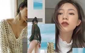 Hot girl Việt chăm diện đồ kín bưng nhưng sở hữu vóc dáng gợi cảm bất ngờ