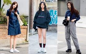 """Lại phải ghen tị với khả năng lên đồ đơn giản mà """"chất như nước cất"""" của giới trẻ Hàn"""