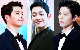 Song Joong Ki, Park Bo Gum và Jung Hae In: 3 chàng tài tử đẹp như tiên hạ phàm đang khiến cả châu Á điên đảo
