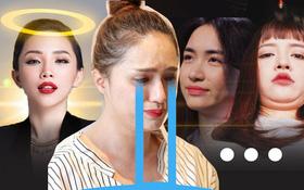 """Hoa hậu Hương Giang gọi điện vay tiền: Tóc Tiên hồi đáp """"thô nhưng thật"""", Bích Phương, Hoà Minzy không-thèm-bắt-máy"""