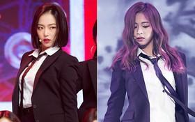 Khi girlgroup Kpop diện suit: Những