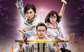 """Sau khi gõ chén gọi vong, Huỳnh Lập trở thành dũng sĩ bắt ma trong """"Ai Chết Giơ Tay""""?"""