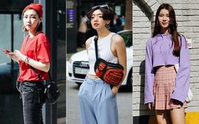 """""""Sơ vin"""" và """"Quần cạp cao"""" - 2 thần chú đơn giản làm nên street style chất mê hồn của giới trẻ Hàn tuần qua"""