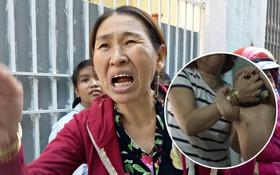 """Phụ huynh, hàng xóm phẫn nộ kể tội vợ chồng chủ cơ sở mầm non bạo hành trẻ: """"Đánh cháu tôi bầm mắt mà nói là té ngã"""""""