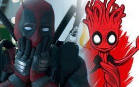 """""""Bé Groot"""" được diện xiêm y đỏ choét chúc mừng thành công của bựa nhân """"Deadpool 2"""""""