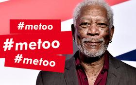 Morgan Freeman và bê bối tình dục làm vấy bẩn sự nghiệp