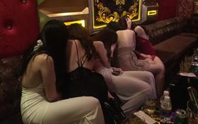 Phát hiện gần 100 nữ tiếp viên ăn mặc hở hang đang phục vụ khách trong nhà hàng, khách sạn ở trung tâm Sài Gòn