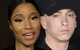 Nicki Minaj đính chính lại sự thật về chuyện hẹn hò với Eminem