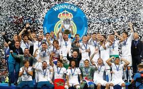 Real Madrid đánh bại Liverpool 3-1, lập kỷ lục 3 lần liên tiếp vô địch Champions League