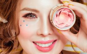 Không thể thiếu một trong những bí kíp của chuyên gia make-up Tina Lê nếu bạn muốn da thật căng bóng