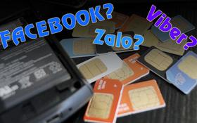 CẢNH BÁO: Cập nhật SIM 11 số thành 10 số có thể gây gián đoạn Facebook, Zalo... và đây là cách khắc phục