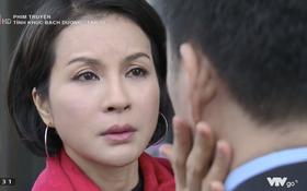 """""""Tình khúc Bạch Dương"""": Cố gắng cách mấy, Thanh Mai cũng không thể níu chân tình nhân là Chi Bảo"""