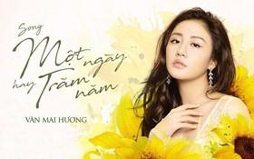 """Sau thời gian để fan """"săn lùng"""", Văn Mai Hương cuối cùng cũng đã tung nhạc phim """"100 ngày bên em"""""""