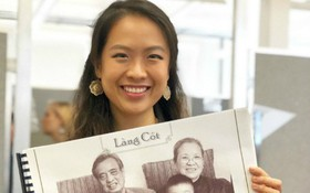 Xây dựng trung tâm chăm sóc người già và trẻ nhỏ từ cây tre, nữ du học sinh Việt đạt giải thiết kế tại Mỹ