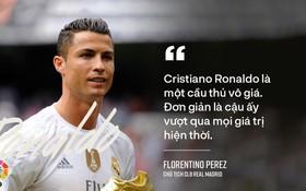 Ronaldo: Điều kỳ diệu vẫn chờ anh ở World Cup 2018