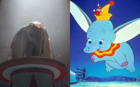 Voi con biết bay Dumbo bất ngờ quay trở lại với phiên bản live-action đẹp nhức nhối