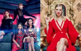 """Black Pink đã phá kỷ lục 10 triệu view của Taylor Swift với """"DDU-DU DDU-DU"""" hay chưa?"""