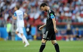 Messi đá hỏng penalty, Argentina bất lực trước đội bóng lần đầu tham dự World Cup
