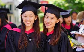 Xinh như hotgirl lại tốt nghiệp thạc sĩ Harvard chỉ trong 1 năm, cặp chị em sinh đôi này đang khiến hàng triệu người ngưỡng mộ