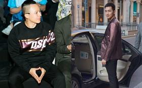 Võ Cảnh, Vũ Khắc Tiệp cùng tới Milan dự show Dsquared2 tại Tuần lễ thời trang nam 2018