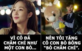 """Đỡ không nổi 15 phát ngôn chấn động nhất của """"thánh tự luyến"""" Park Seo Joon trong """"Thư Ký Kim"""""""