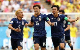 Nhật Bản bất ngờ đánh bại Colombia, xứng danh niềm tự hào châu Á ở World Cup 2018