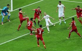 TRỰC TIẾP (H2) Iran 0-0 Tây Ban Nha: Silva bỏ lỡ cơ hội