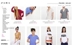 Hôm nay, Zara Việt Nam khởi động đợt sale lớn nhất năm, nhiều áo phông dưới 200k, váy hè dưới 300k