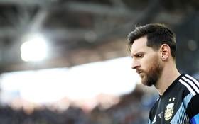 TRỰC TIẾP Argentina - Croatia: Bùng nổ đi, Messi!
