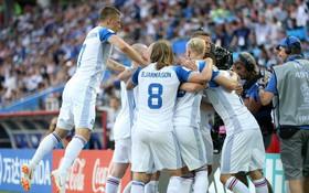TRỰC TIẾP (H1) Nigeria 0-0 Iceland: Argentina nín thở chờ phép màu