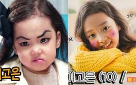 """Sau 5 năm, """"tiểu Lee Hyori"""" có đôi mày """"khó ở"""" bỗng gây sốt vì xinh xắn không nhận ra nổi"""