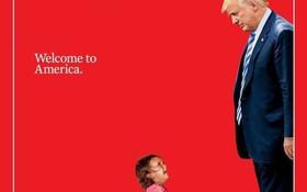 """Sự thật đằng sau bức ảnh """"gây bão"""" về bé gái nhập cư vào Mỹ"""
