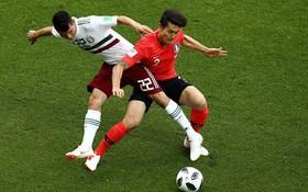 TRỰC TIẾP (H1) Hàn Quốc 0-1 Mexico: Quả penalty mở tỷ số