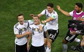Cả thế giới một lần nữa lại phải ngả mũ thán phục tinh thần Đức