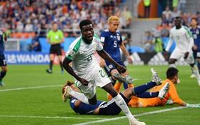 TRỰC TIẾP (H2) Nhật Bản 1-2 Senegal: Gueye ghi bàn