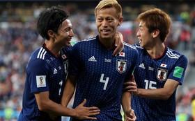 Nhật Bản bất bại ở World Cup 2018, xứng danh niềm tự hào châu Á