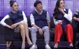 Cùng là Hoa hậu nhưng Kỳ Duyên và Hương Giang lại có dáng ngồi quá khác nhau!