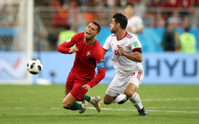 TRỰC TIẾP (H1) Iran 0-1 Bồ Đào Nha: Siêu phẩm của Quaresma