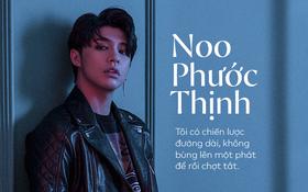 """Noo Phước Thịnh: """"Nếu muốn tôi tạo ra một """"cú nổ"""" lớn trong âm nhạc thì hãy trả lại thị trường cũ cho tôi đi"""""""