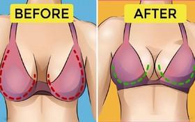 """""""Ngực chảy xệ"""" và những hiểu lầm mà nữ giới nào cũng phải biết, bất ngờ nhất là số 6"""