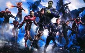 """Captain Marvel và Hawkeye xuất hiện """"lồ lộ"""" trong bản phác thảo ý tưởng được cho là của """"Avengers 4"""""""