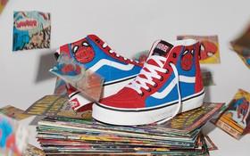 """Cơn lốc """"Vans x Marvel"""" càn quét thị trường comic sneaker"""
