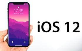 3 điều chứng minh iOS 12 sinh ra là để ưu ái hội thích dùng iPhone cũ và cày nhiều app