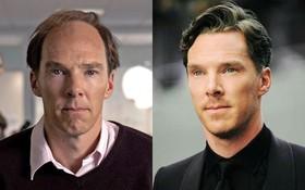 """Ai nấy giật mình khi chứng kiến mái tóc hói """"xấu đột biến"""" của nam thần nước Anh Benedict Cumberbatch"""