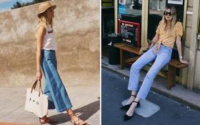 Jeans nào Giày nấy: 4 cách kết hợp siêu đẹp từ các fashion blogger bạn nên học tập ngay