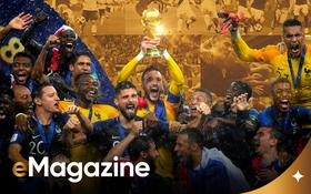 Vô địch World Cup 2018, khởi đầu cho kỷ nguyên vàng nước Pháp
